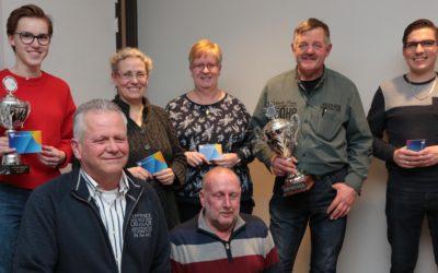 Prijswinnaars SV Tref 2017